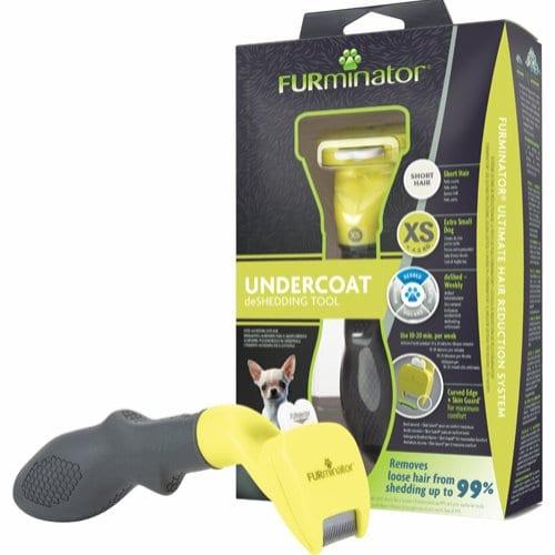 FURminator deShedding Hundebørste Strigle Korthåret