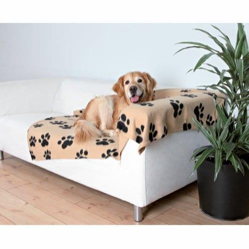 Trixie Barney Flisteppe til Hund Beige 150x100cm