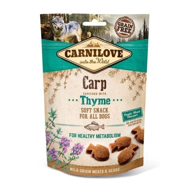 Carnilove Snack karpe 200 g