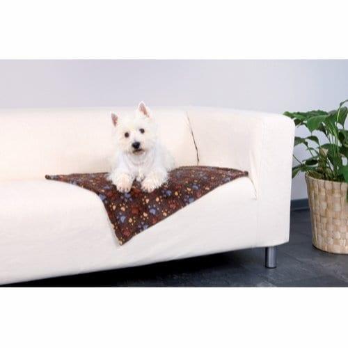 Trixie Laslo Fleeceteppe Brun for Hund/katt
