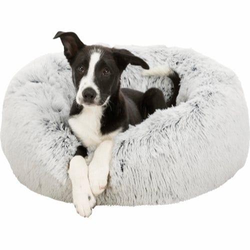 Trixie Harvey seng hvit/svart