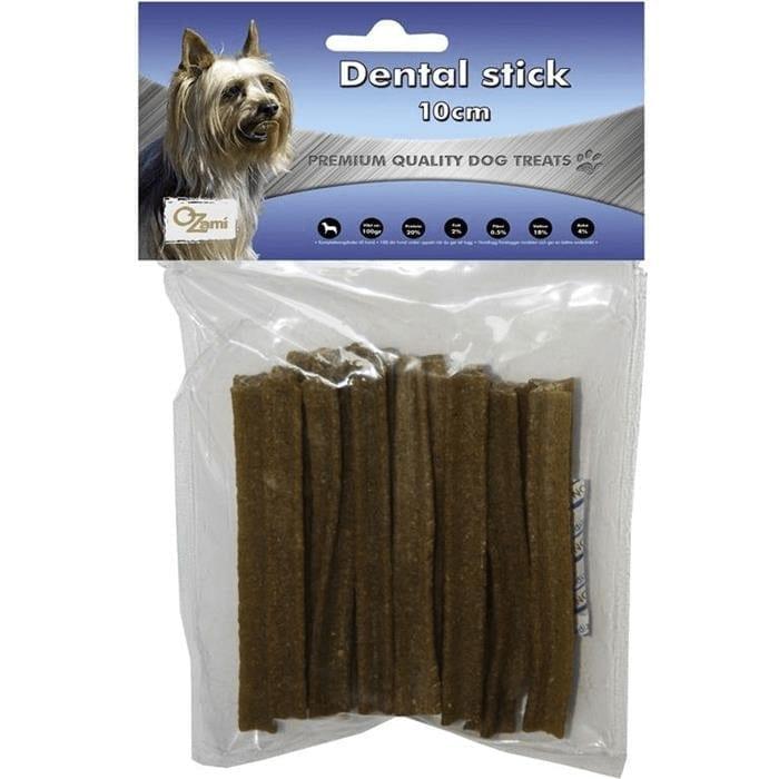 ozami dental sticks hundetygg