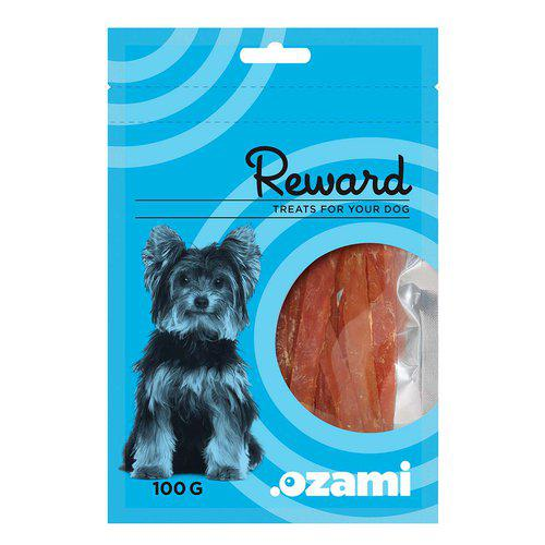 ozami hundesnacks chicken slice