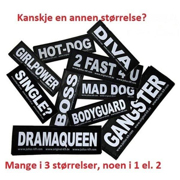 Standard label Tropehagen