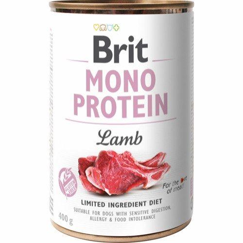 brit mono protein våtfor