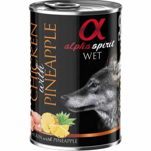 Alpha Spirit kylling og ananas-monoprotein