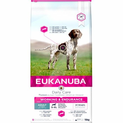 Eukanuba Daily Care Working and Endurance